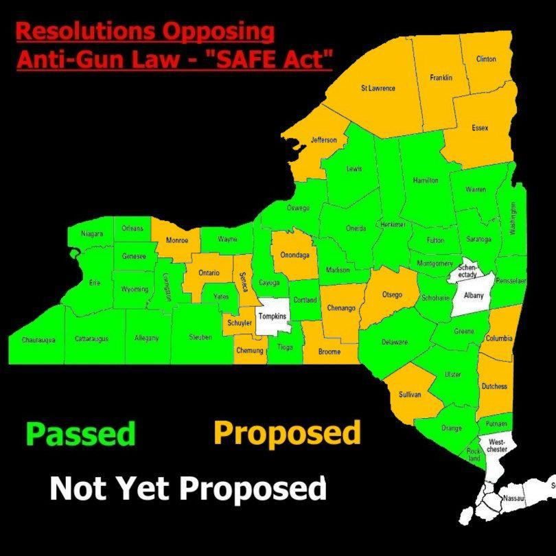 the new york state secure ammunition and Enacts the ny secure ammunition and firearms enforcement (safe) act of 2013.
